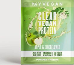 Myvegan  Myvegan Clear Vegan Protein, 16g (Sample) - 16g - Apple & Elderflower