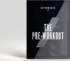 Myprotein  THE Pre-Workout™ nakopávač (vzorek) - 1servings - Ananas a grep
