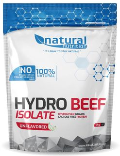 Hydro Beef Isolate - Hovězí protein Natural 1kg