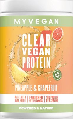 Myvegan  Clear Vegan Protein - 320g - Pineapple & Grapefruit